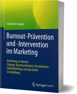 Buchempfehlung Burnout-Prävention- und Intervention im Marketing