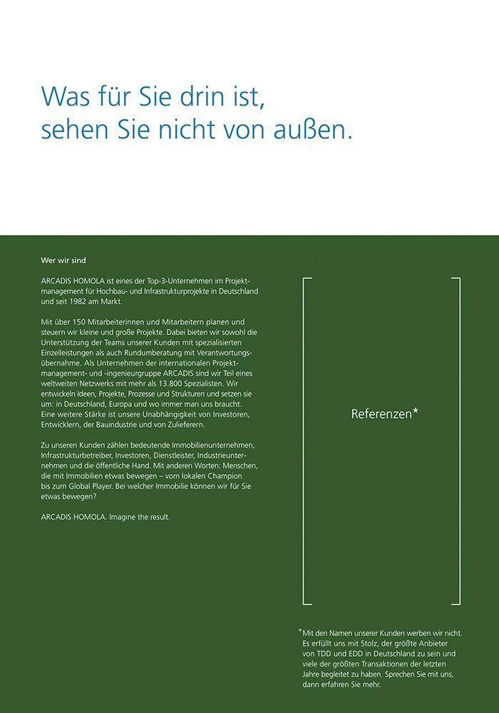 Werbetext Beispiel Broschüre Immobilien