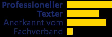 Werbetexter und Mitglied im Texterverband